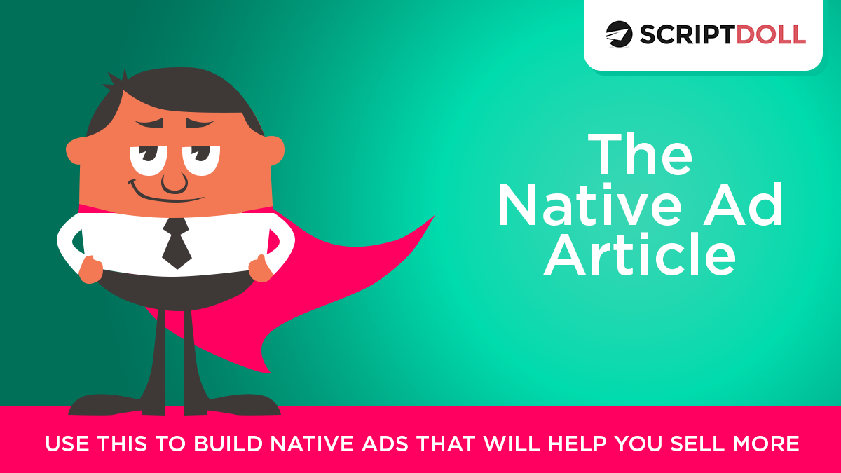 The Native Ads ScriptDoll Template