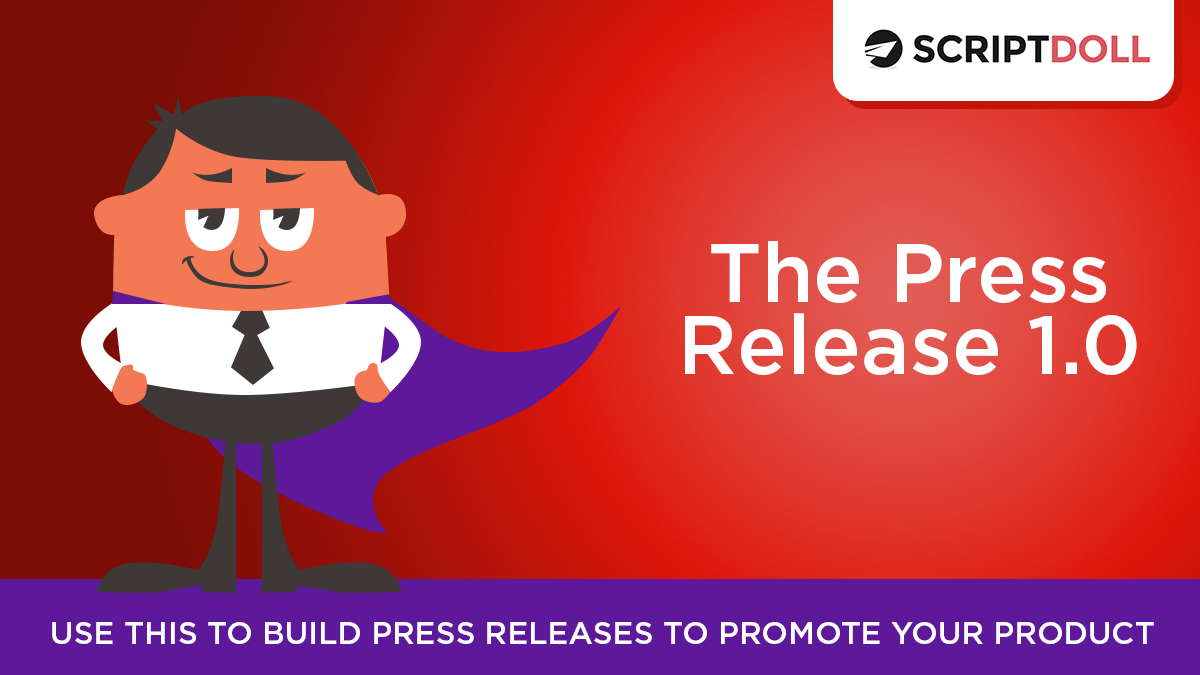 The Press Release 1.0 Template