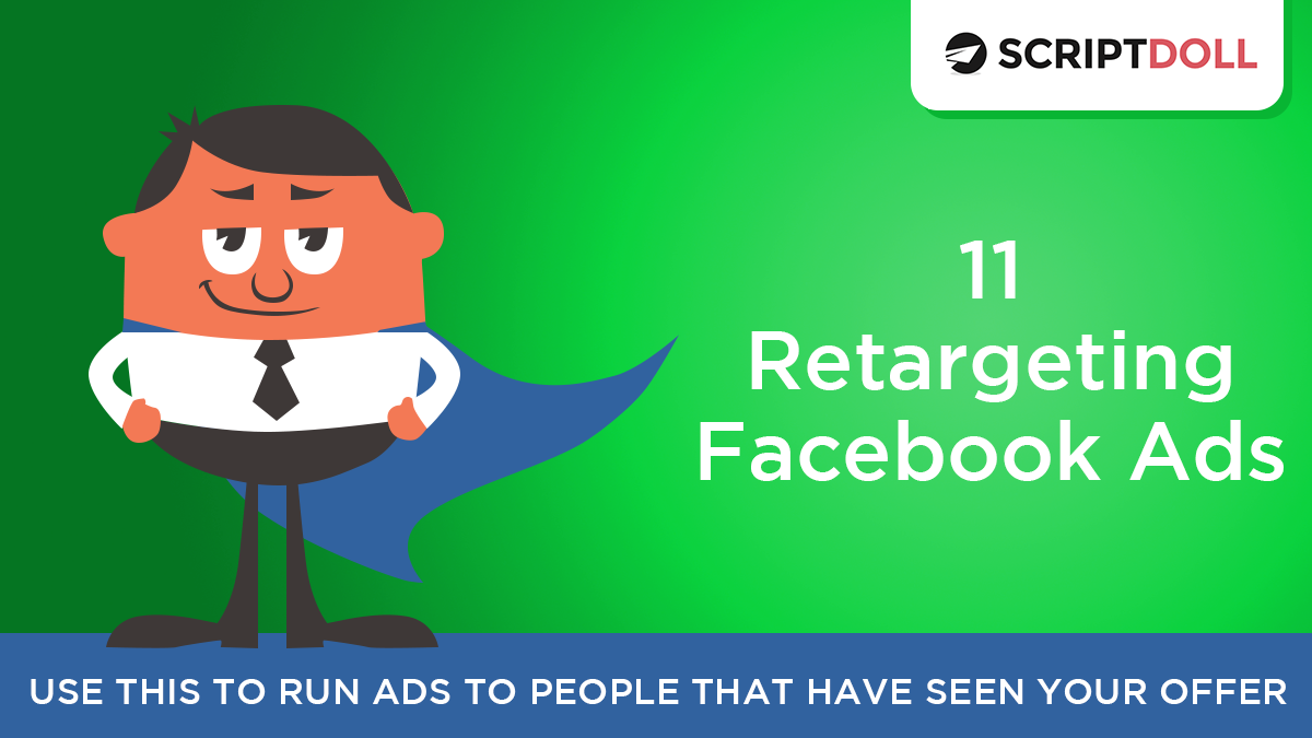 11 Retargeting Facebook Ads