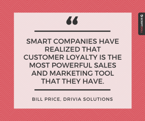 expert advice on how to win customer loyalty