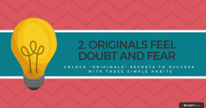 unlock originals secrets to success